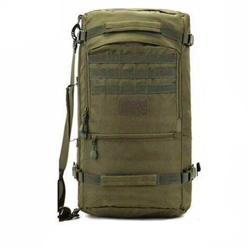 Military Backpack Waterproof Nylon Bag