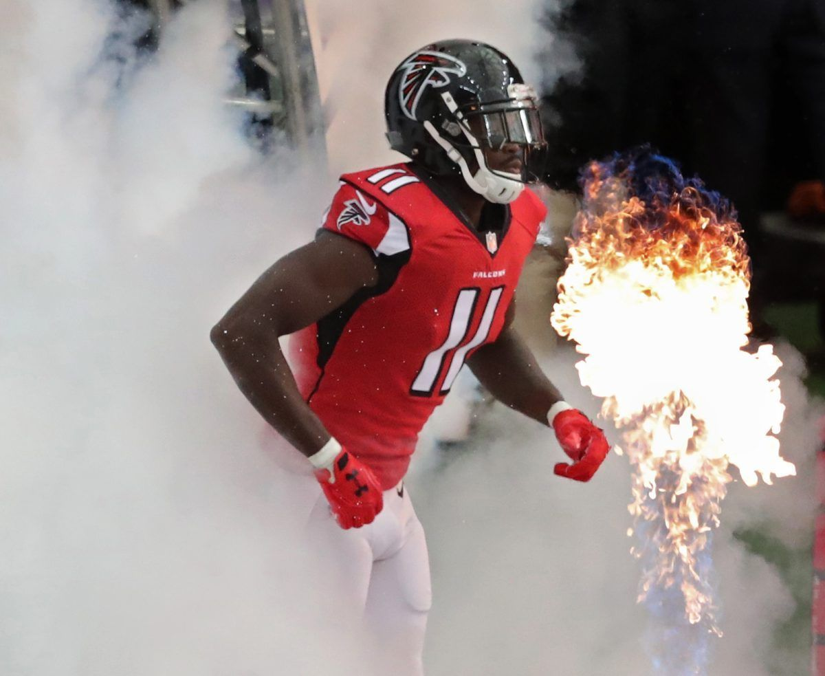 A New Number One Wide Receiver Redraft Edition Dynasty Football Factory Wide Receiver Desean Jackson Atlanta Falcons