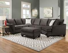 Shop Leather Sectional Sofas, Couches & More for Less