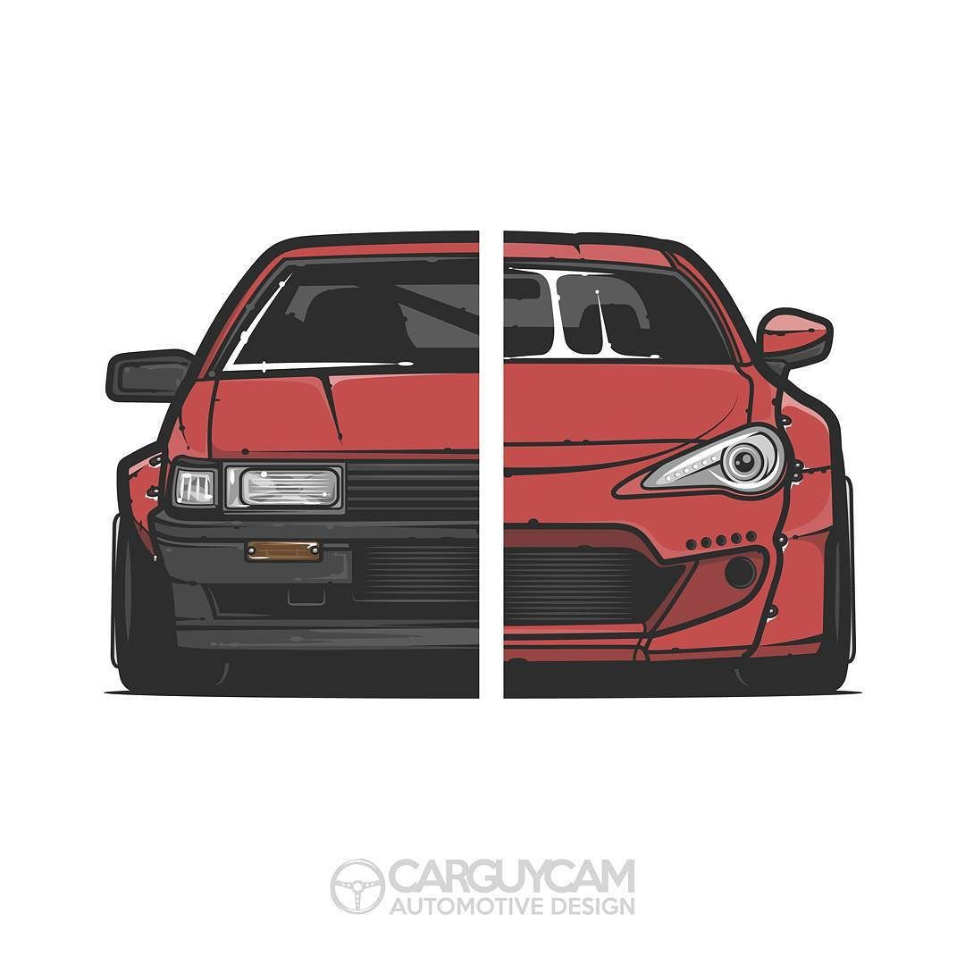 Toyota Little Rock >> AE86 or GT86 | Cars | Pinterest | AE86, Cars and Jdm