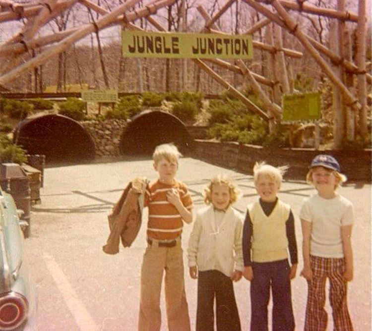 Where The Wild Things Were: New Jersey's Abandoned Jungle