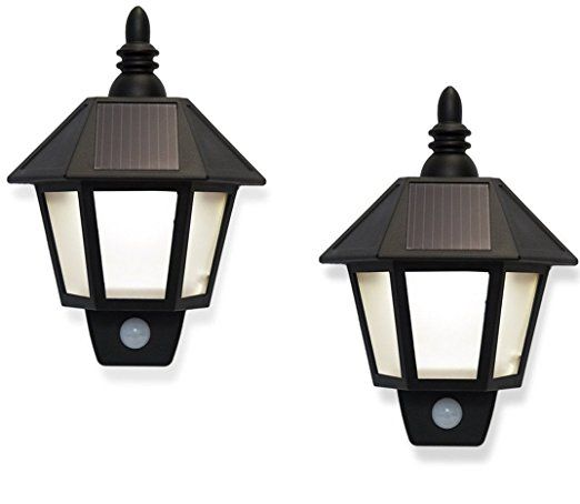 Outdoor Solar Motion Detector Lights Hibaina solar motion sensor lights led outdoor solar powered wall hibaina solar motion sensor lights led outdoor solar powered wall lights waterproof wireless security lighting for workwithnaturefo