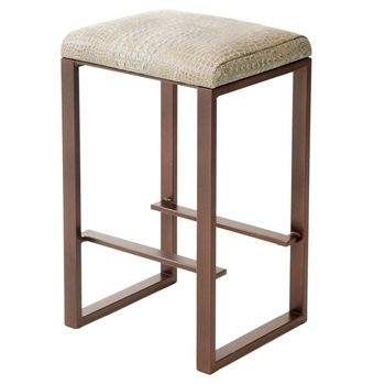 Clement Backless Counter Stool 26 In Seat Height Counter