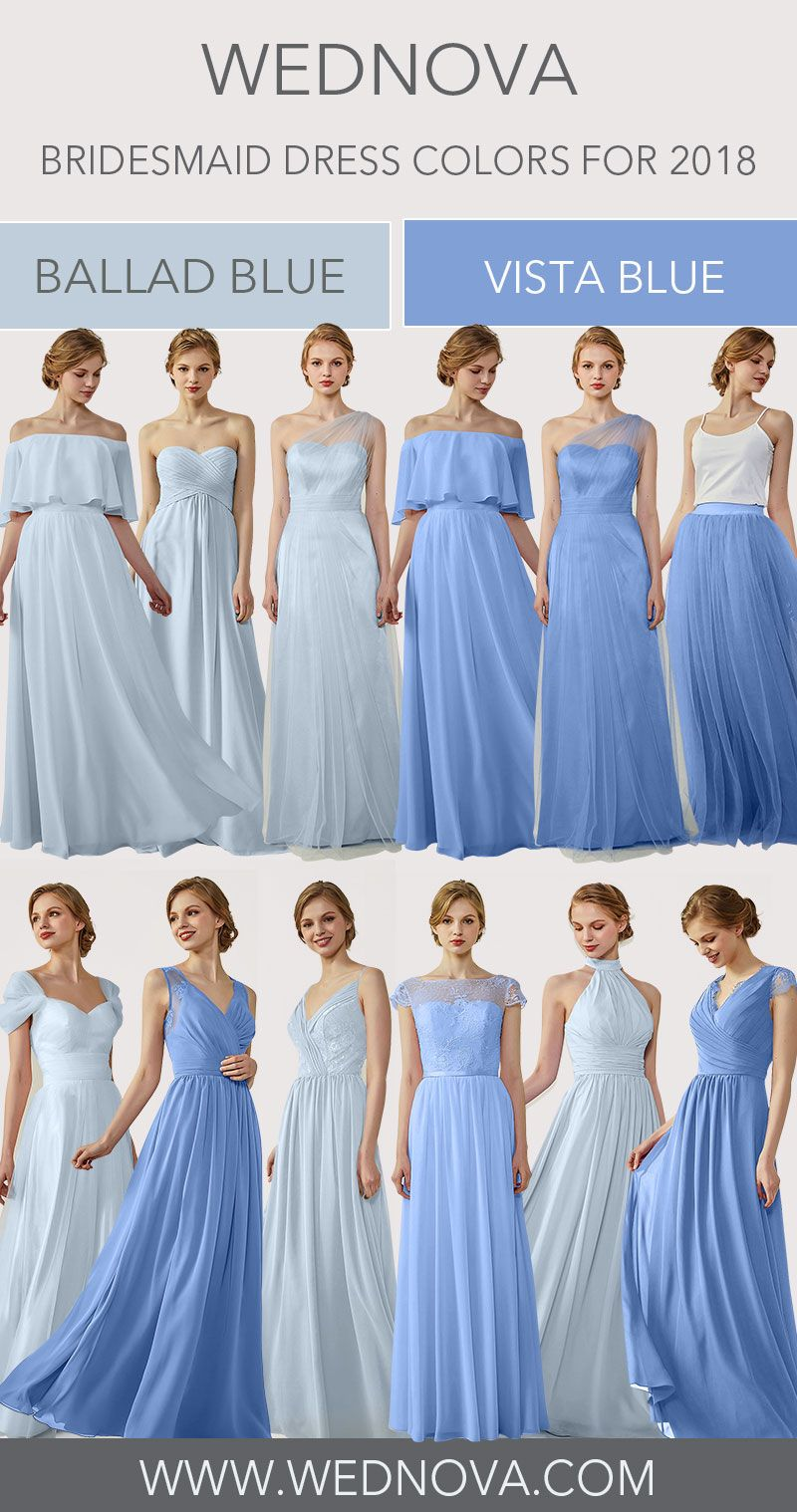 Beautiful boho bridesmaid dresses blue cold shoulder dress lace