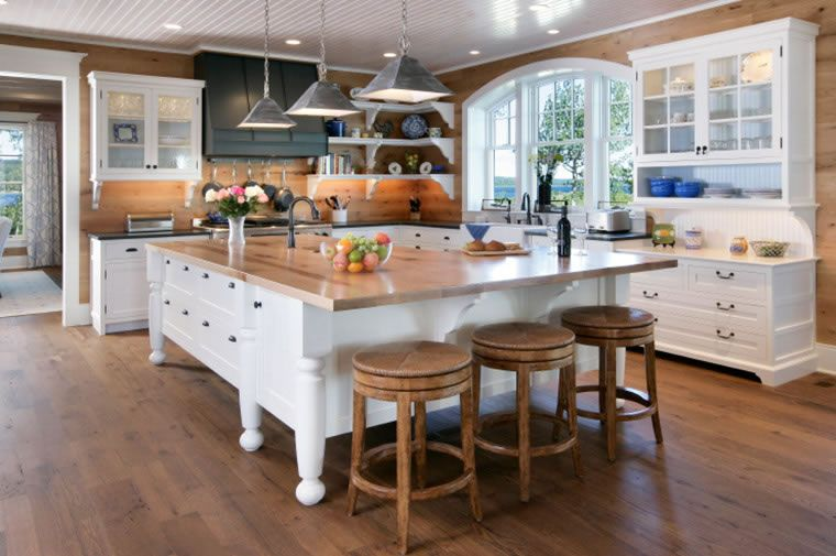 21 unique kitchen island ideas for every space and budget l shaped kitchen designs kitchen on kitchen ideas unique id=36393