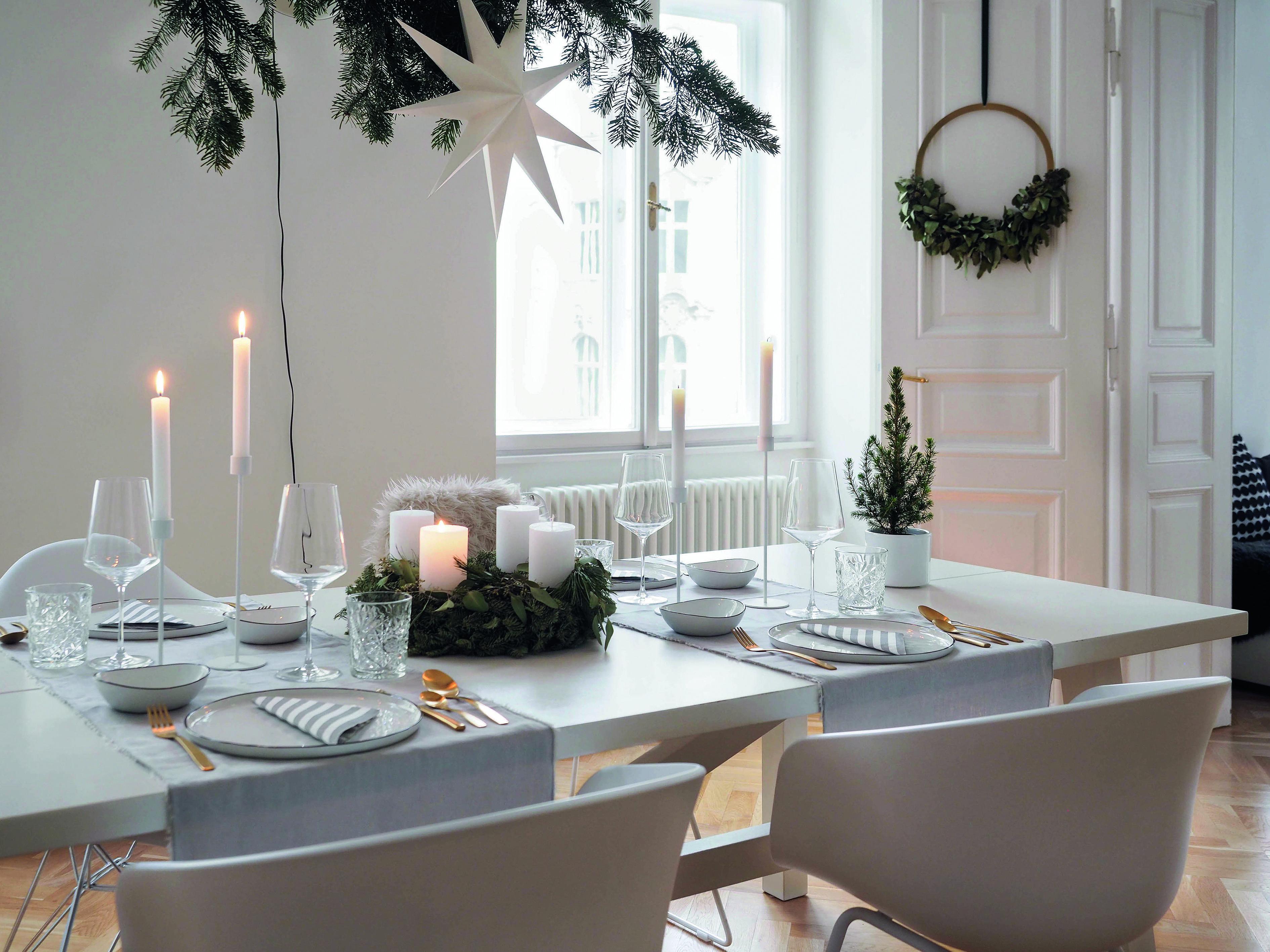 Weihnachtsdeko: Viele Inspirationen und Ideen XMAS TABLE