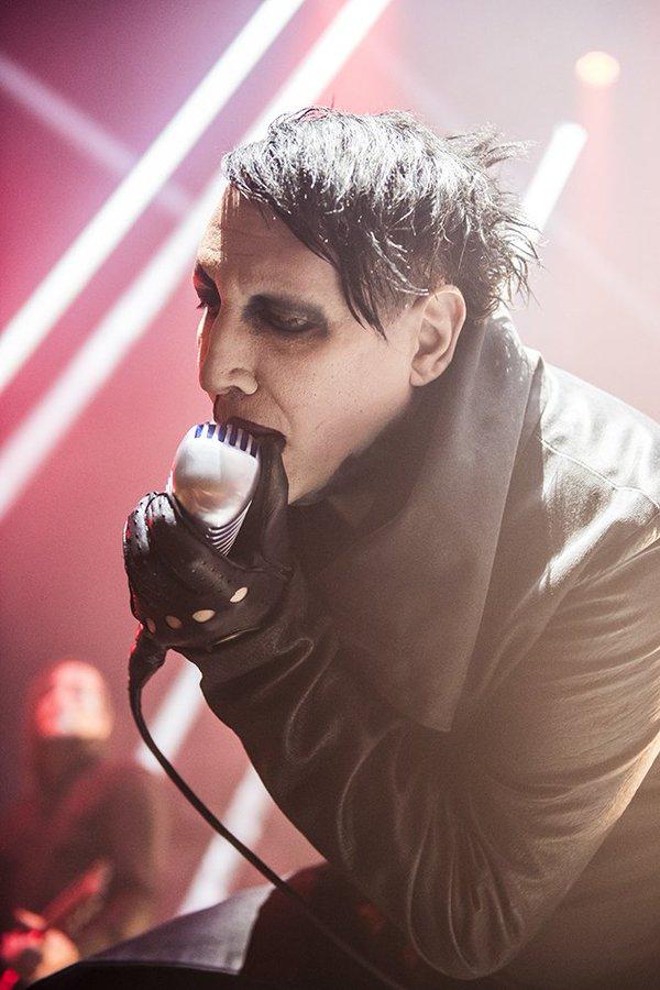Marilyn Manson   Blog Fan Site: Londres, Inglaterra - 19/11/2015