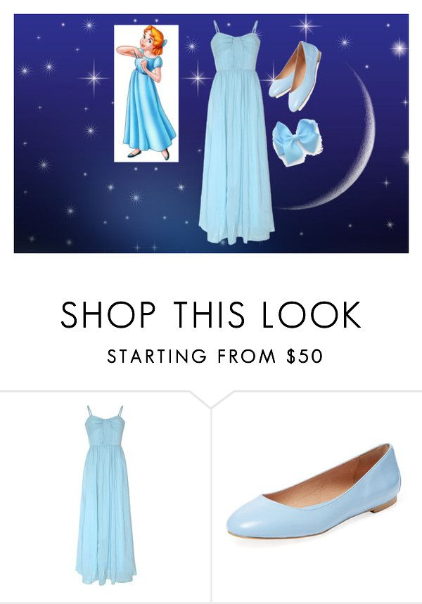 """""""Wendy Darling"""" by thuaaadorable ❤ liked on Polyvore featuring True Decadence and Elorie"""