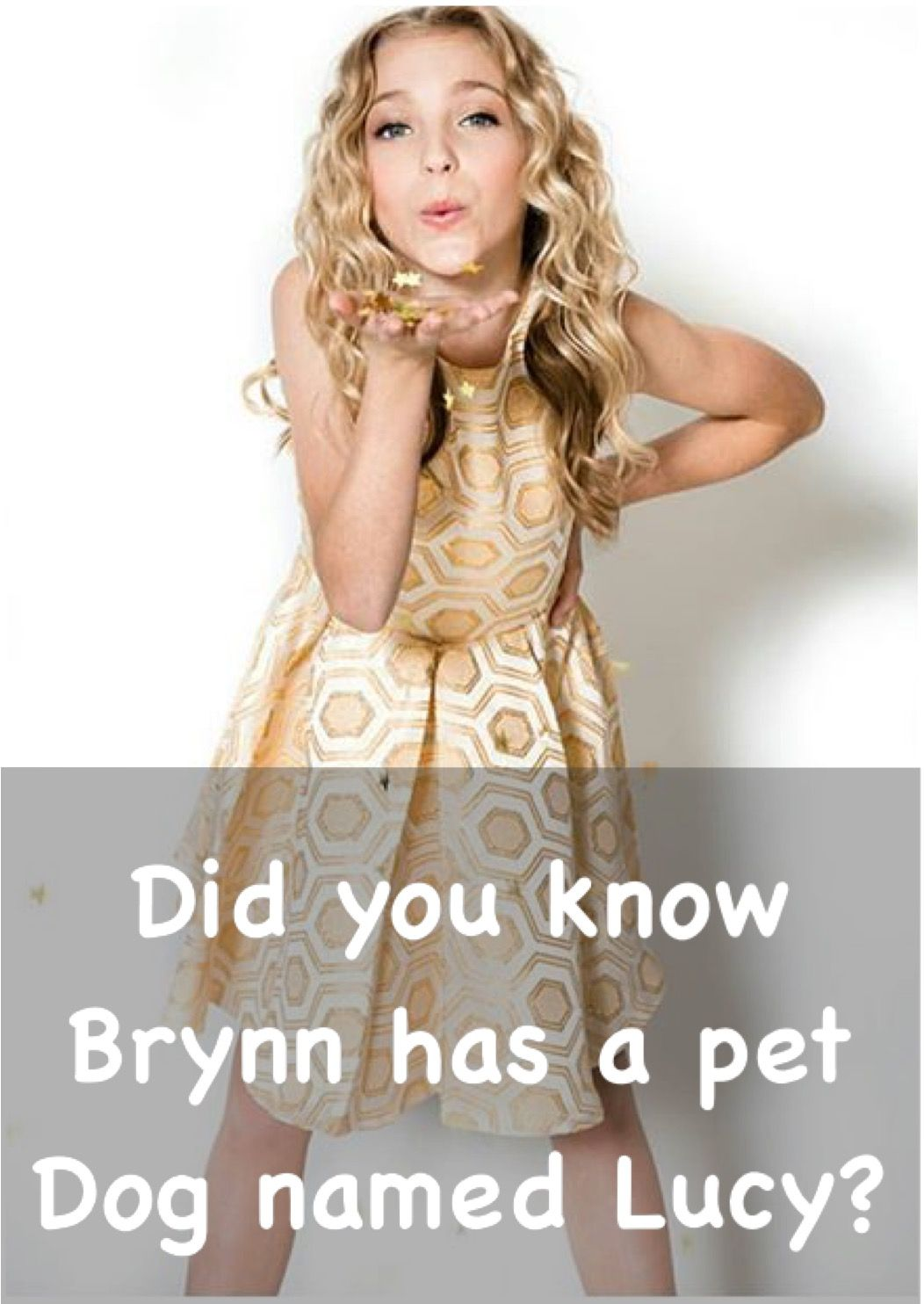 Here's another fact I hope u enjoy it!!