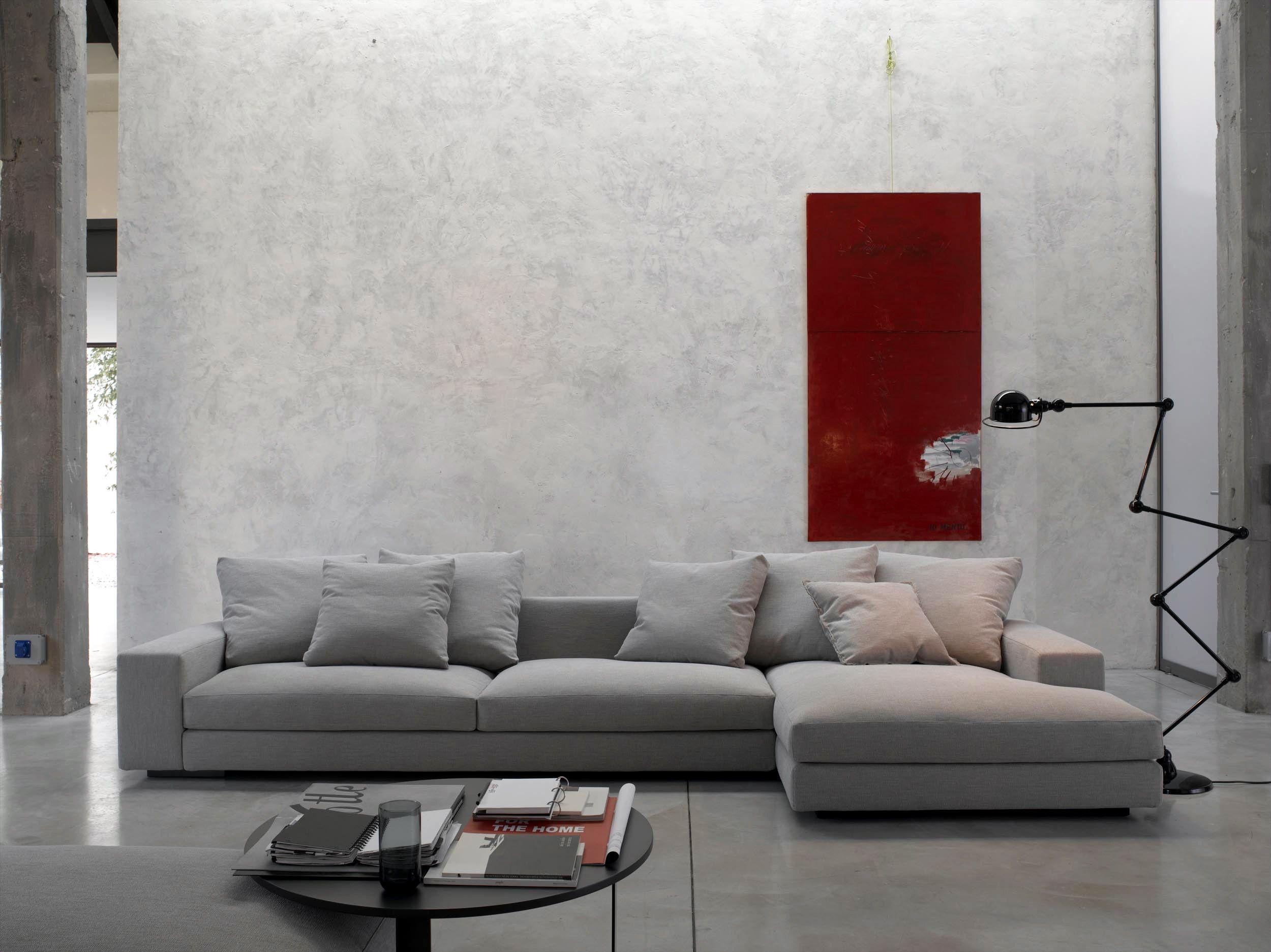 Verzelloni Holden Bank Met Chaise Longue Zetels Sofa
