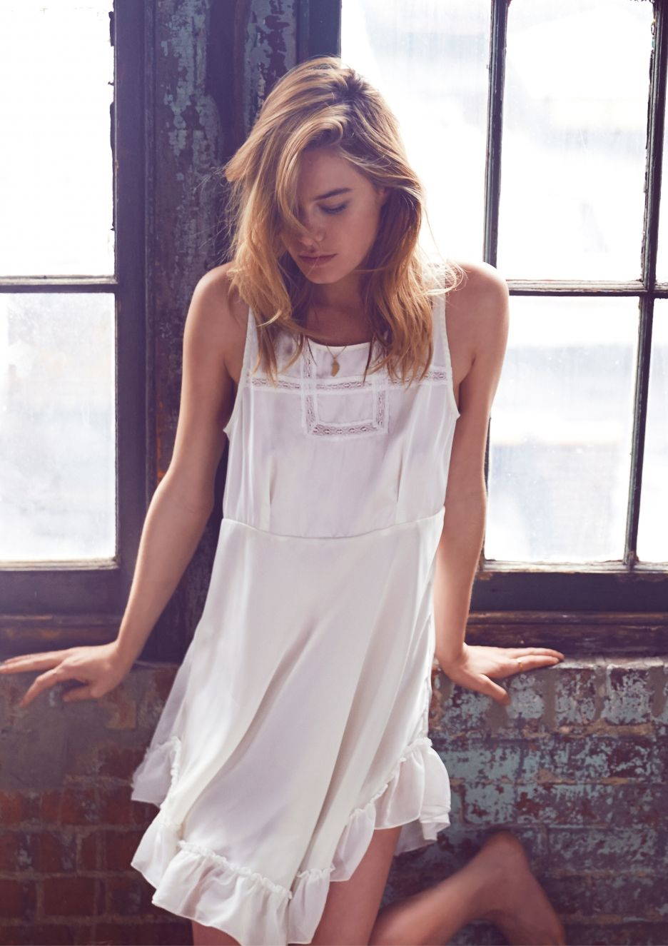 Camille Rowe : Photo
