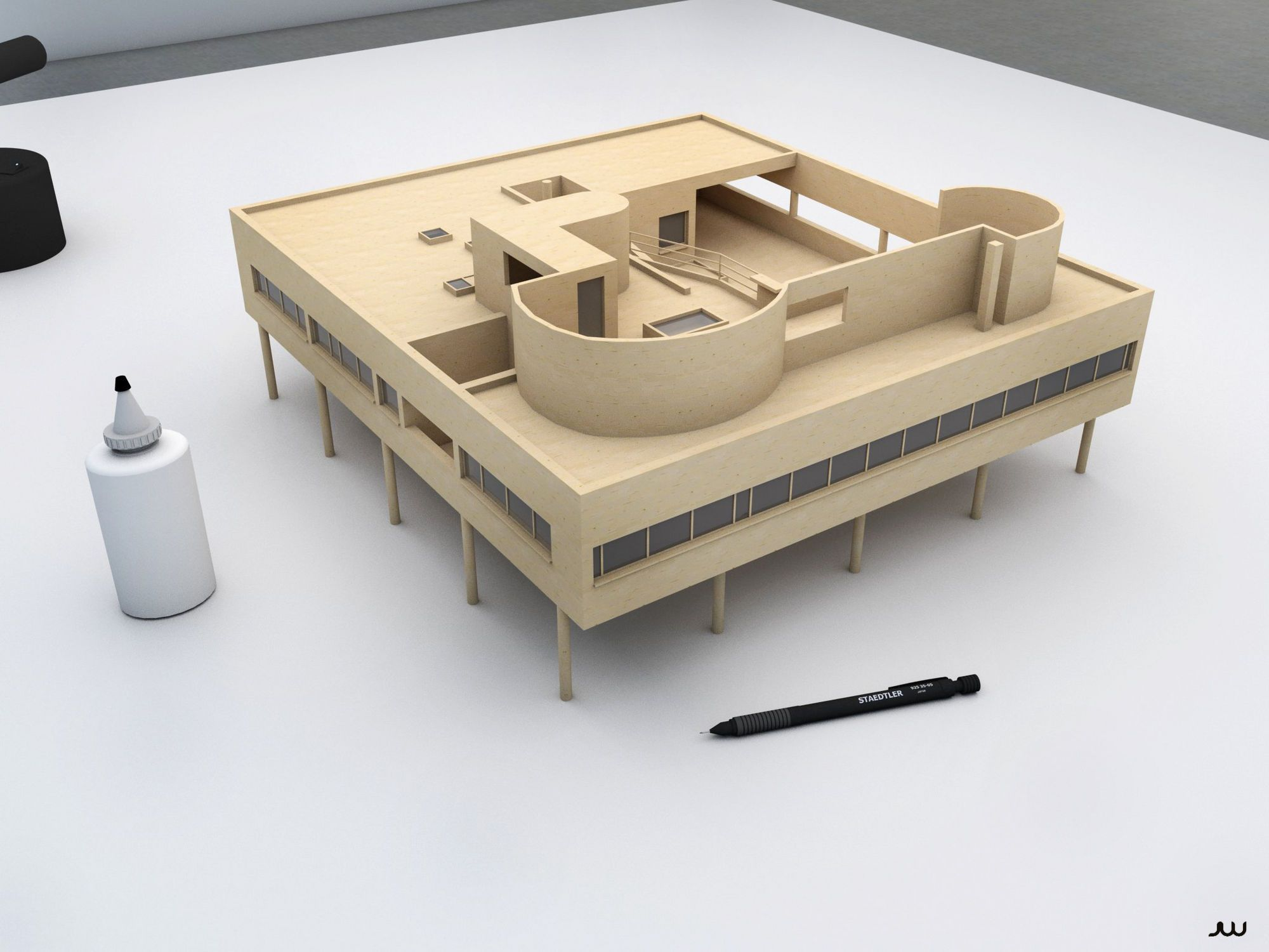 Bien-aimé villa savoye - Google 搜尋 | Villas | Pinterest | Architecture BA75