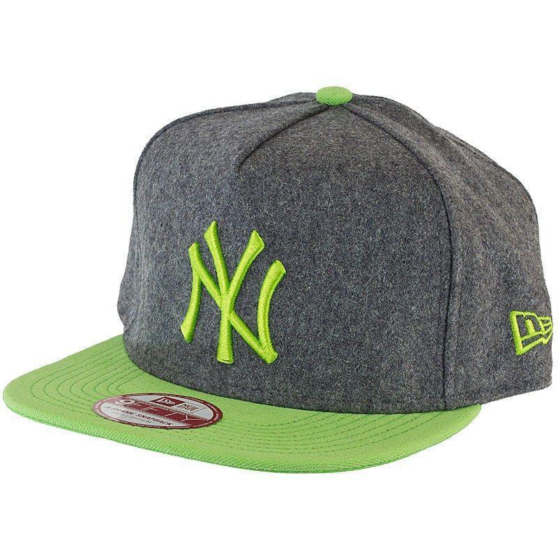 New Era 9FIFTY Snapback Cap DWR Melton NY Yankees ★★★★★