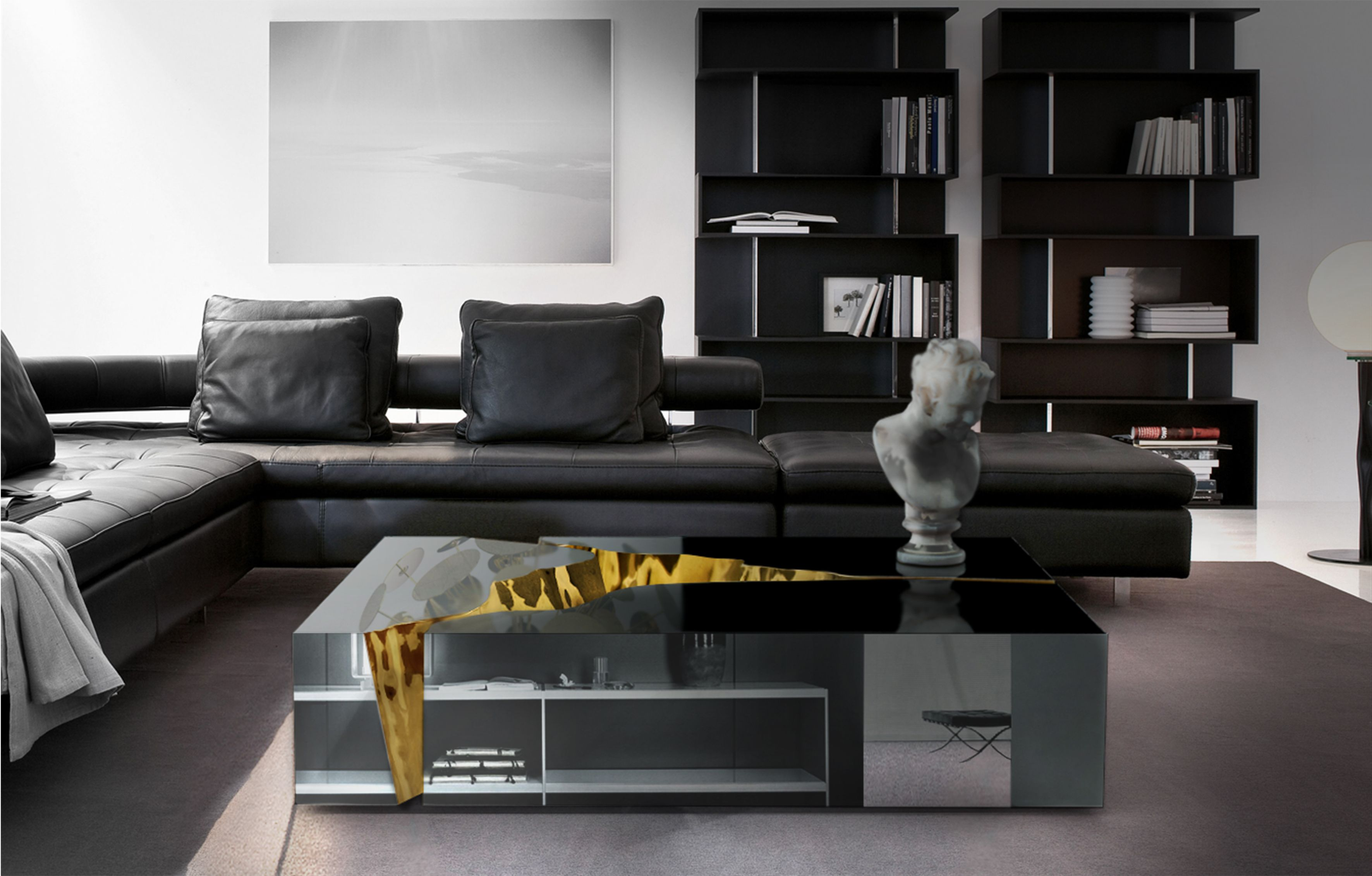 Lapiaz Center Table Exclusive Furniture Living Room