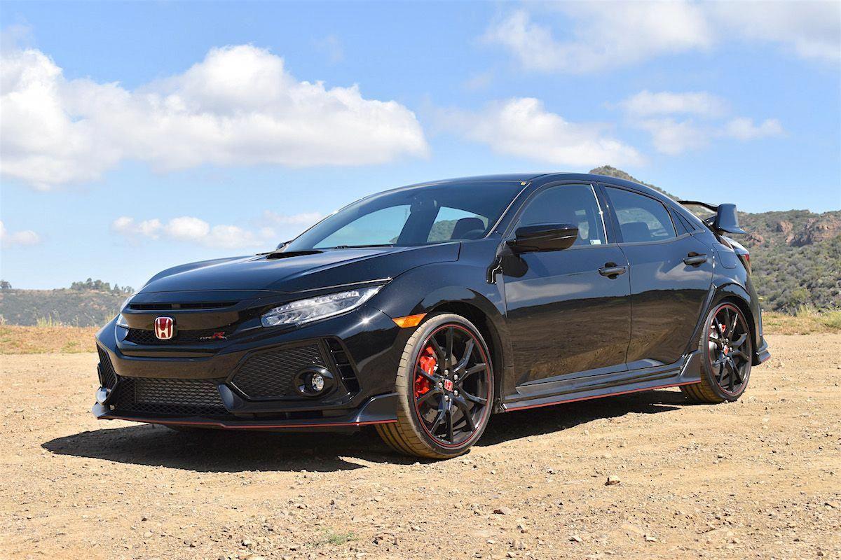 2018 Honda Civic Type R Japanese sports cars, New sports