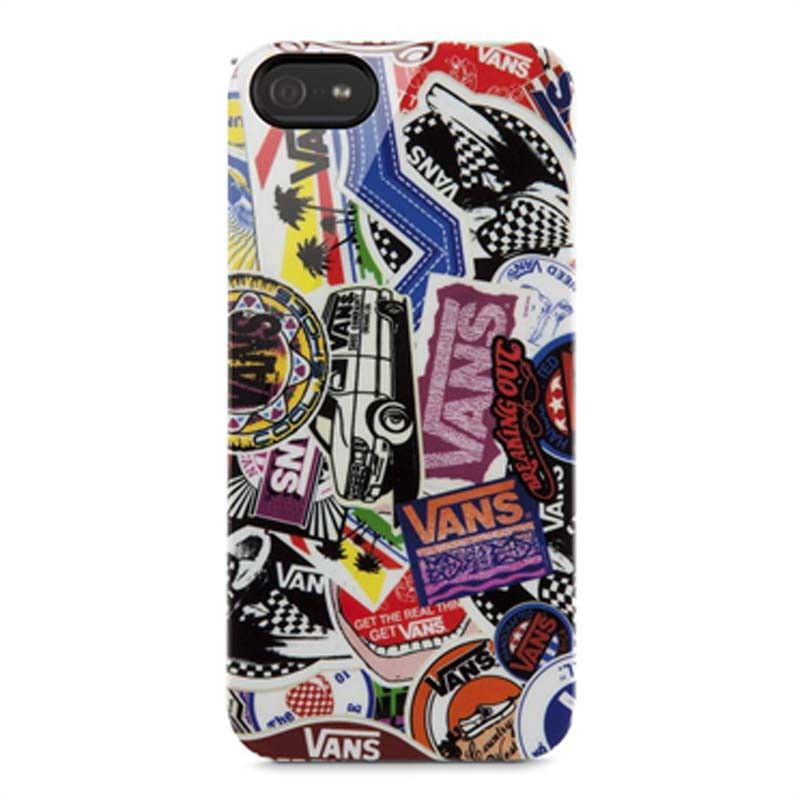 Belkin Vans Sticker Collage Case voor iPhone 5 5S