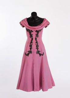 THE VINTAGE FILM COSTUME COLLECTOR: ANN MILLER DANCE GODDESS. I want this dress for me!!! (Monique)