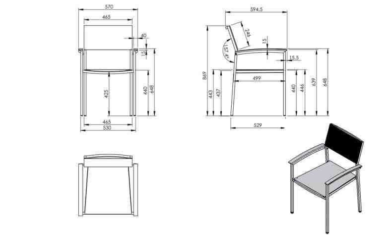 Armchair Dimensions Metric Http Www Numsekongen Com Armchair Dimensions Metric Cadeiras Mesa