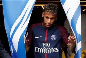 افشارگری علیه نیمار ستاره برزیلی بارسا را فریب داد Neymar Psg Neymar Jr