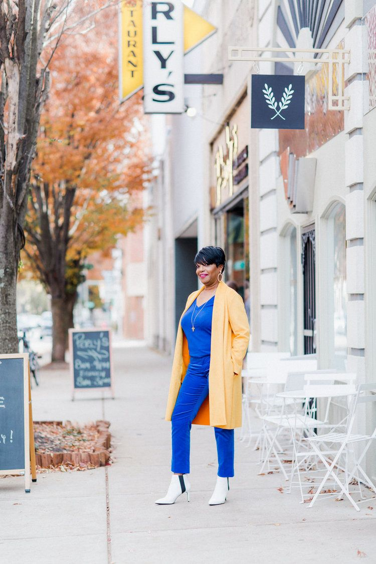 431d3f0040 How to add color to your wardrobe with jewel tones | see more at Medley  Style.