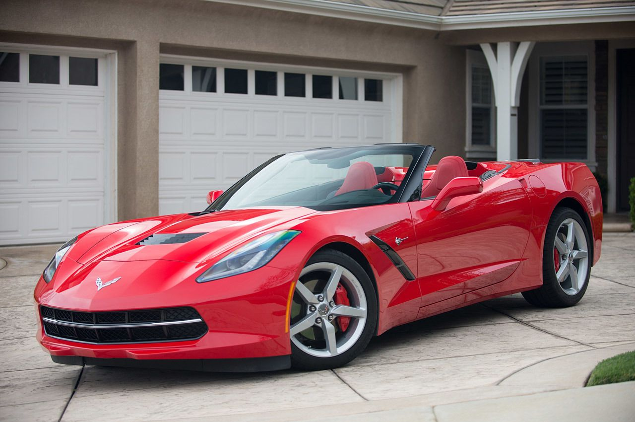 1000 images about corvette americas sports car on pinterest chevy cars for sale and corvette convertible - 2015 Corvette Stingray Convertible Green