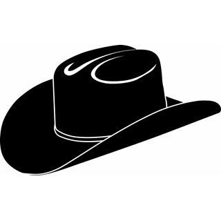 silhouette cowboy hat - Google zoeken | Silhouette | Cowboy
