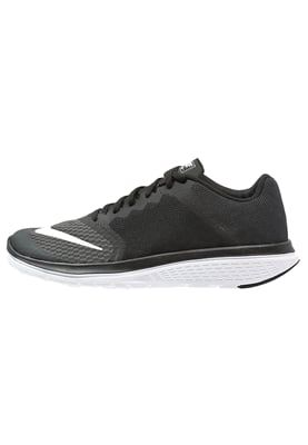 Nike Performance FS LITE RUN 3 - Lightweight running shoes - anthracite/white/black for £45.00 (13/06/16) with free delivery at Zalando
