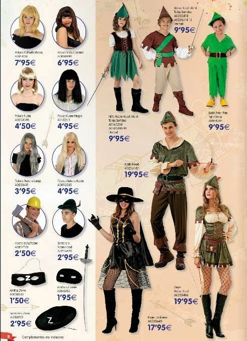 disfraces de halloween juguettos 2015