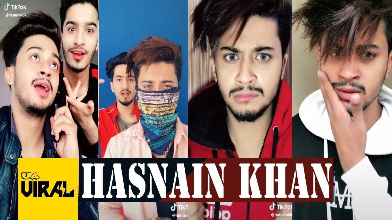 hasnain khan (part 2) Famous Tik tok musically | UA viral