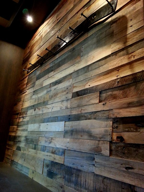 Sustainable Lumber Co Easy Install Reclaimed Wood Panels Wood Panel Walls Reclaimed Wood Paneling Wood Paneling