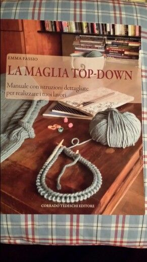 Maglia Top Down .Finalmente! !!!!!! Grazie Emma!