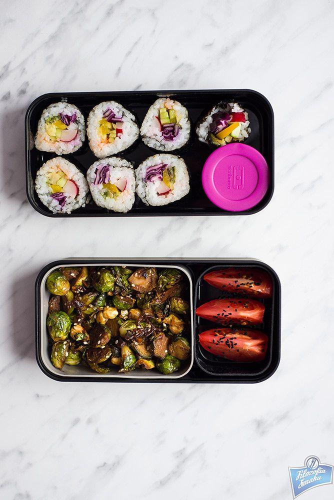 Pomysły na smaczny lunchbox