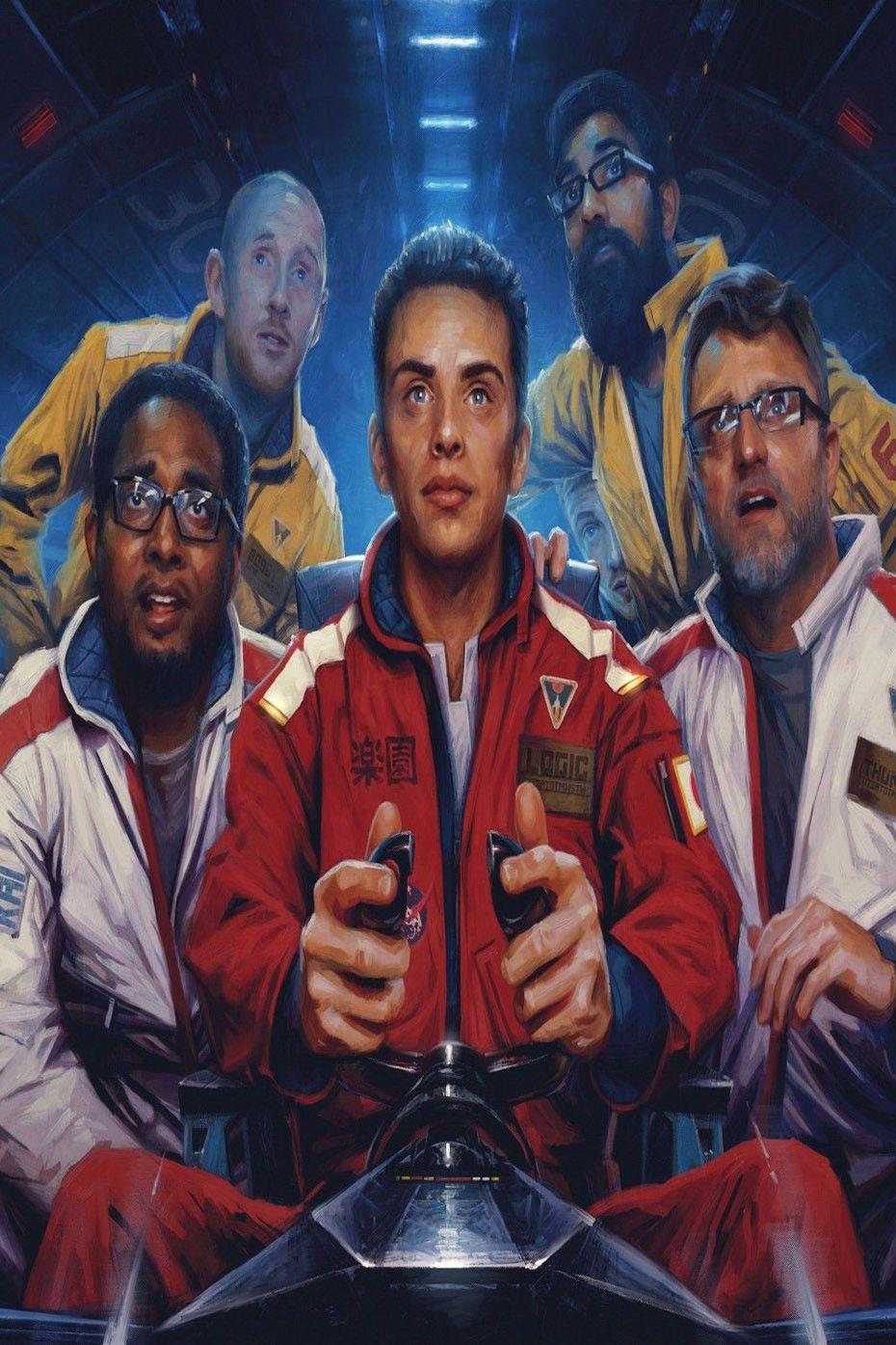 $3 71 - Logic Album Incredible True Story Music 14X21 24X36