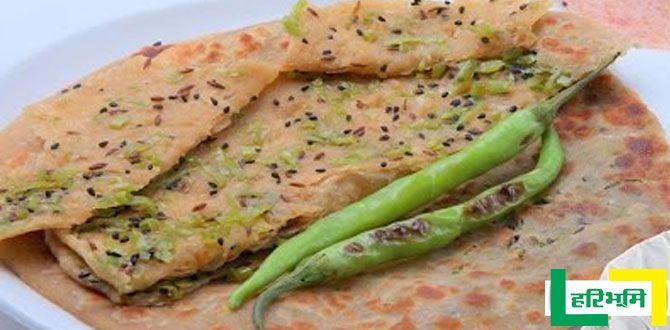 चटपटा खाना पसंद है तो ऐसे बनाएं 'मिर्च के परांठे' http://www.haribhoomi.com/news/life-style/khanna-khajana/green-chilli-parath-recipe/47703.html