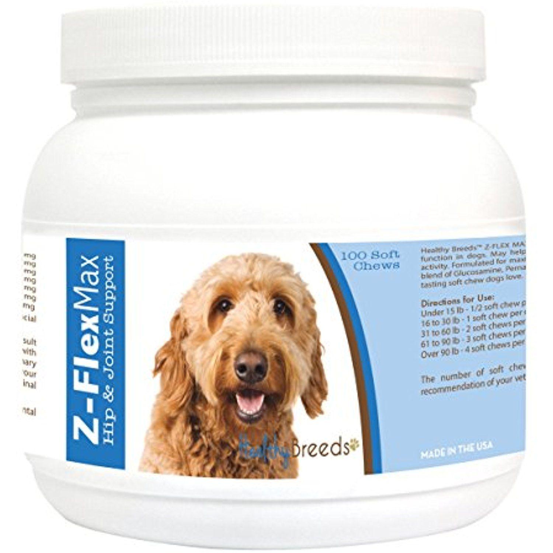 Healthy breeds 1121gdoo002 100 count golden doodle z