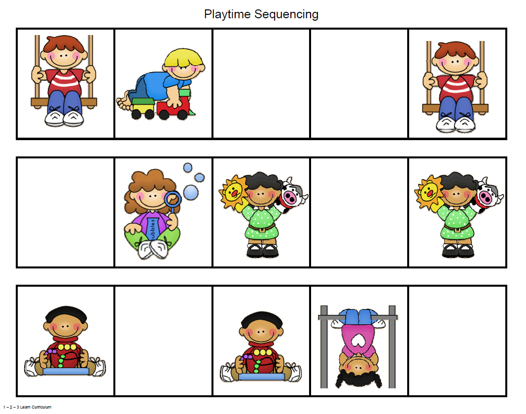 Sequencing Sheets