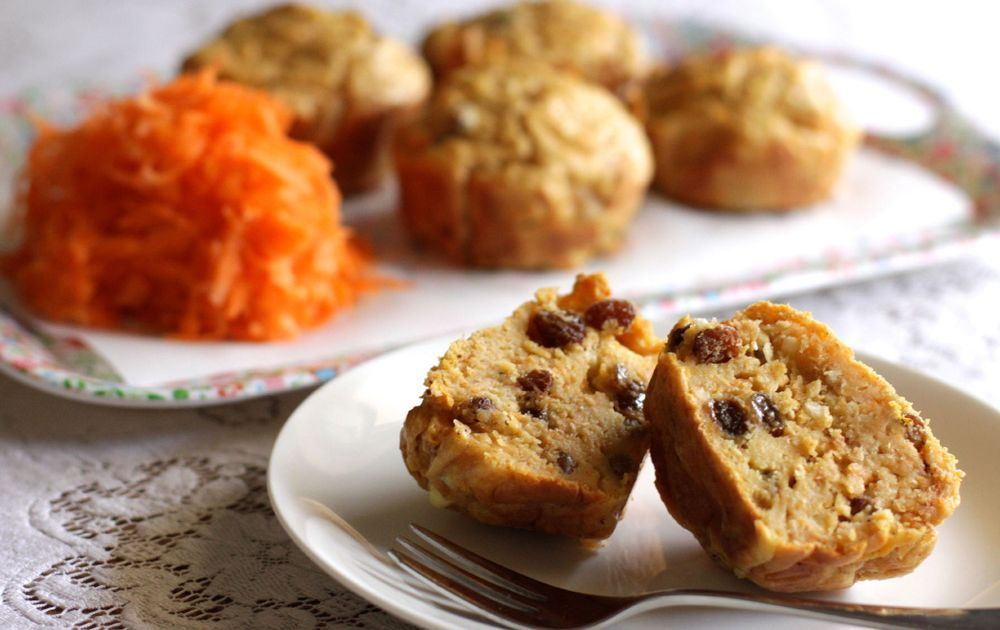 Healthy lunch box muffins recipe - Kidspot