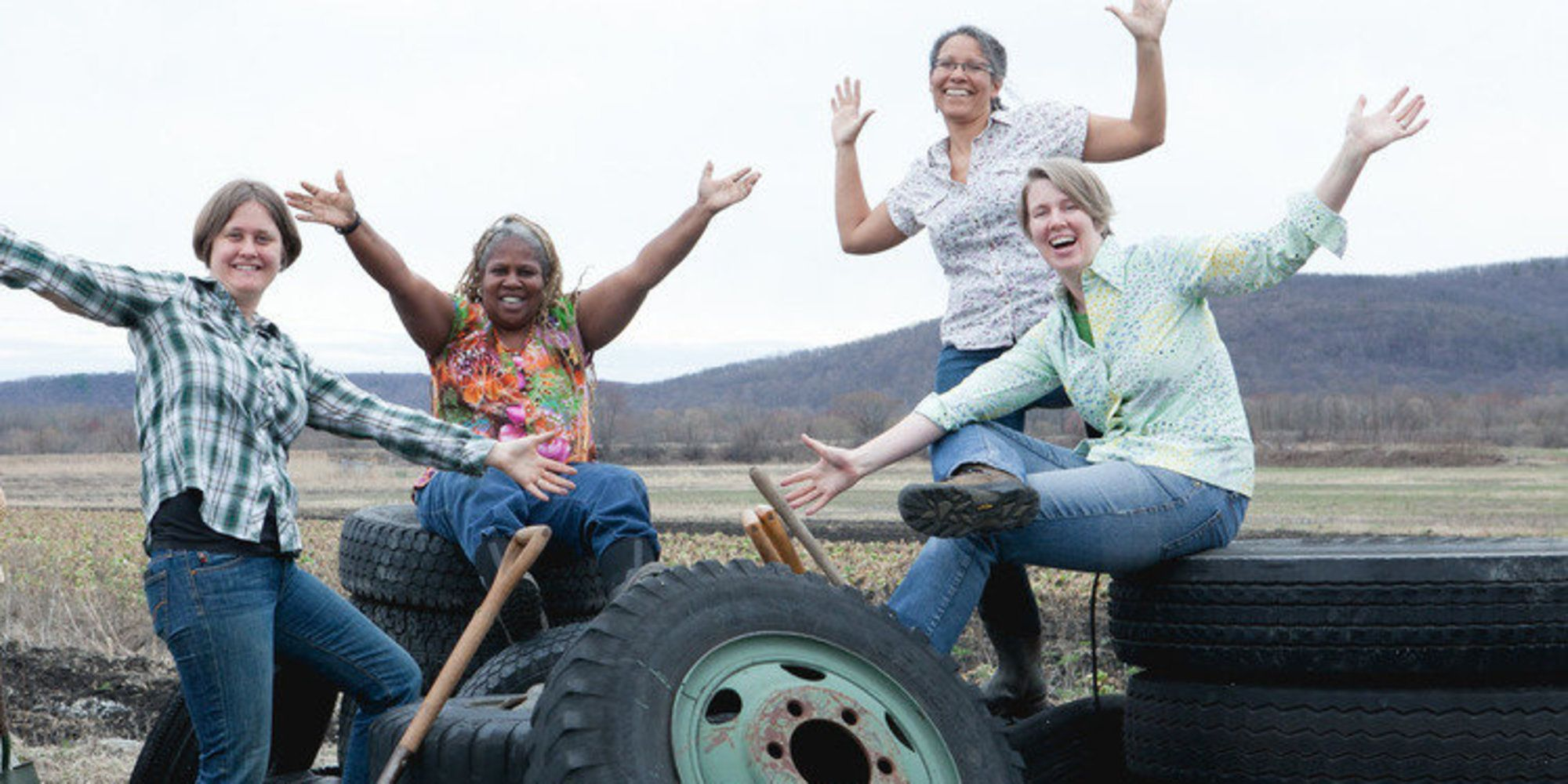 These Lesbian Farmers Aren't Here To Take Over America