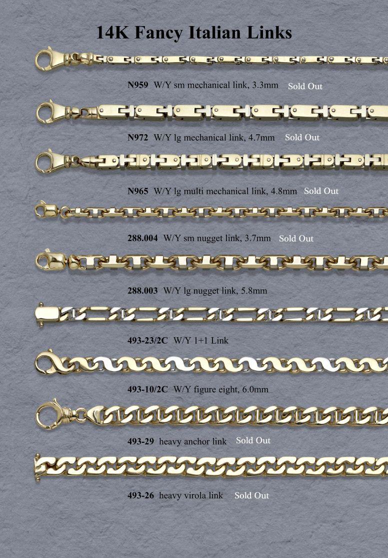 Fancy Chains Necklaces Bracelets Gold Chains For Men Gold Bracelet Chain Jewelry Bracelets Gold