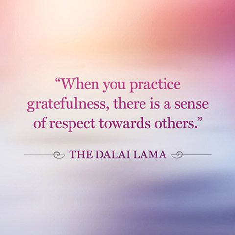 Image result for dalai lama quotes on being thankful
