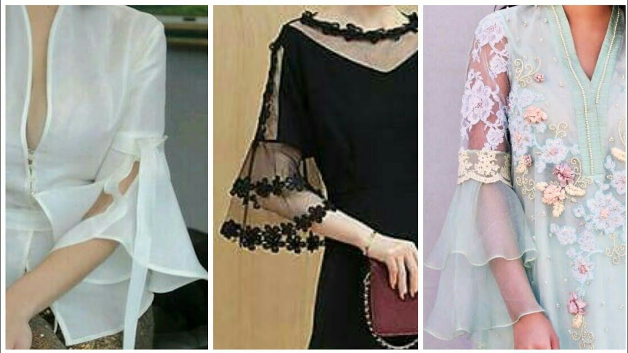 sleeves designs for dresses