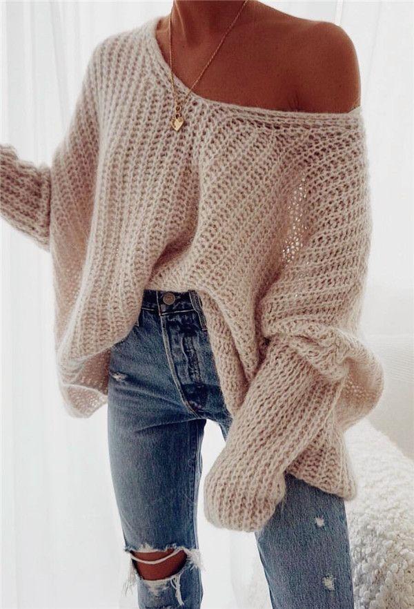 Lässiges Outfit Winter Outfit Ideen für diesen Winter