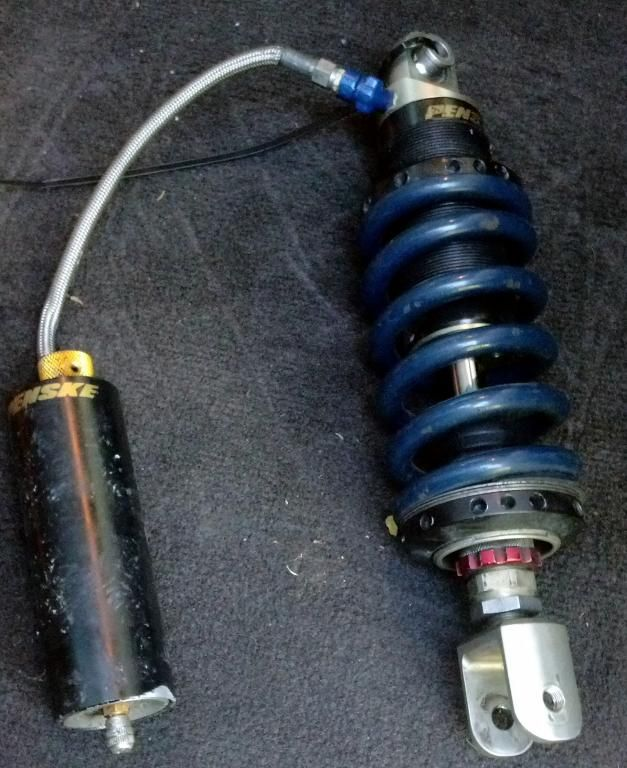 FS: Penske Double Clicker Rear Shock 06-07 GSXR600/750
