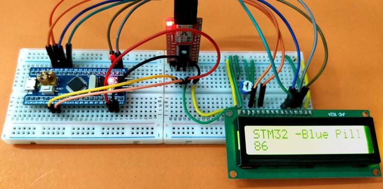 Upload code in STM32 using FTDI | STM32 Projects & Tutorials