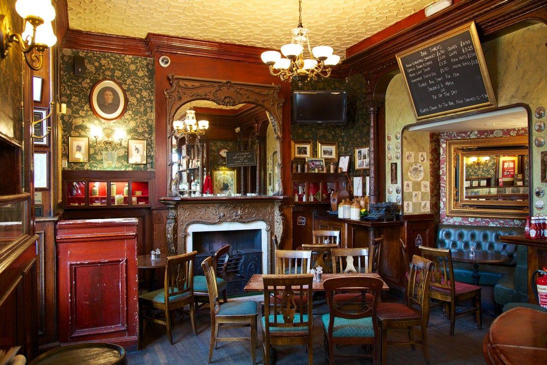 The victoria near paddington london eat out pubs