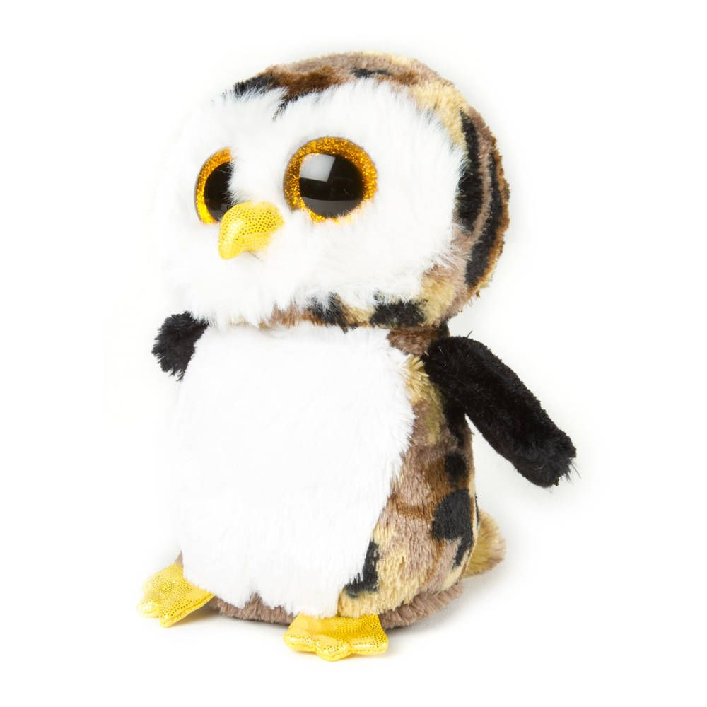 Ty Beanie Boos Plush Owliver The Owl 6 Small Claire 39 S
