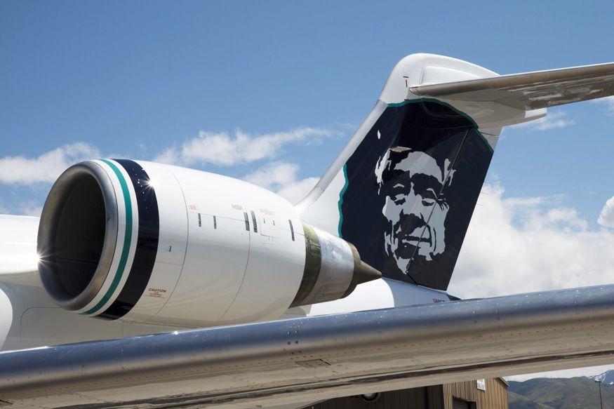 Alaska Airlines (Skywest) Regional Jet