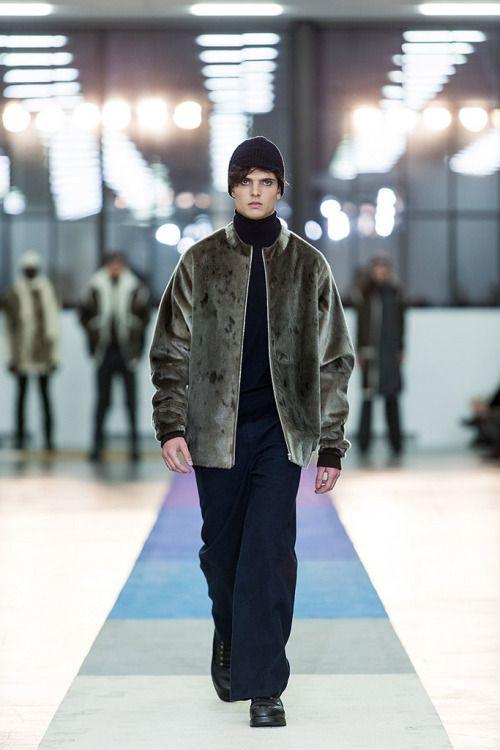 Adrian Reber FW16.  menswear mnswr mens style mens fashion fashion style runway adrianreber
