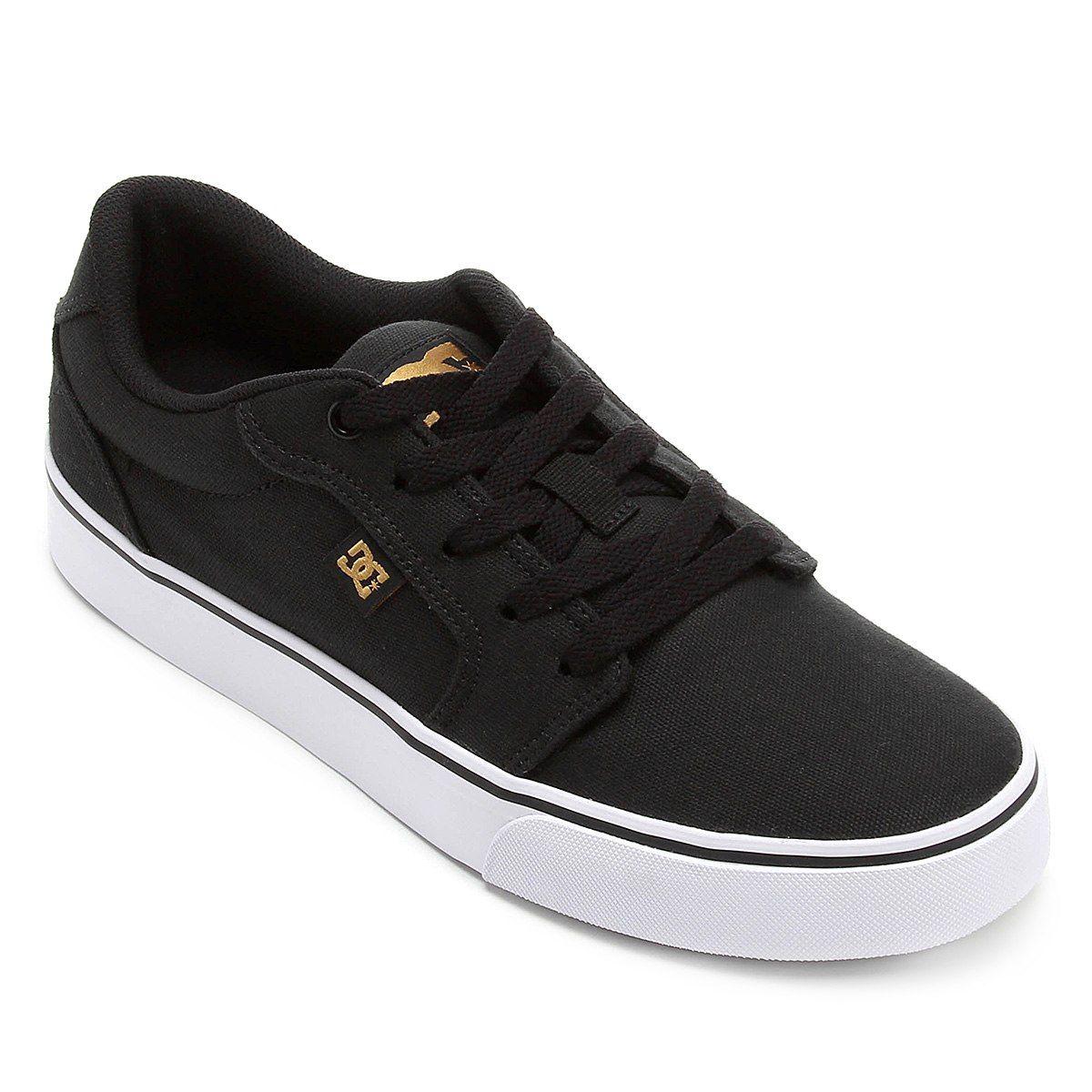 122d691f17b Tênis DC Shoes Anvil La Tx - Caramelo