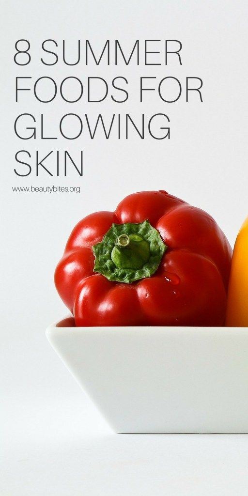 skin changes on whole foods diet
